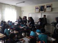 Fen Lisesi öğrencilerinden örnek davranış