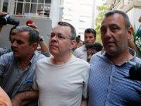 Rahip Brunson'un avukatı mahkemeye başvurdu