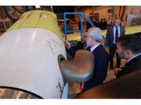 Uzay mühendisleri Uludağ'da yetişecek