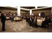 """Başkan Karaosmanoğlu,: """"Muhtarlarımız yerel yönetimin ilk adımıdır''"""