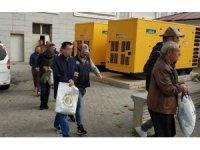 FETÖ'den gözaltına alınan 5 asker adliyede