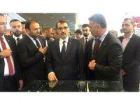 """Sanayi ve Teknoloji Bakanı Varank: """"Son 14 senede Teknoparklara 750 milyon lira ödenek sağladık"""""""
