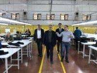 Tokat'ta tekstil sektöründe istihdam artıyor