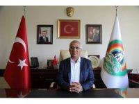 """Başkan Barakazi: """"İlimizin üst yapısına 70 milyon TL'yi aşkın yatırım yaptık"""""""