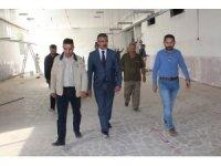 Turhal'a yatırımlar devam ediyor