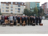 Dilek Sezer Anaokulu törenle açıldı