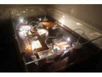 Türkiye'nin ilk mikro minyatür sergi alanı Kuşadası'nda açıldı