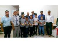 Erdemli'de robotik kodlama atölyesi açıldı