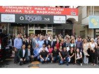 """Başkan Karabağ: """"Korkak adam belediye başkanı olmasın"""""""