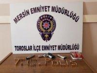 Mersin'de aranan 115 kişi yakalandı