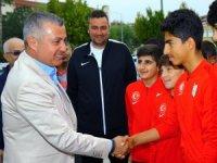 Manavgat Belediyespor genç yetenekler yetiştiriyor