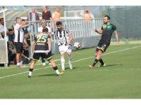 Manisa BBSK Şanlıurfa karşısında 3-0 galip geldi