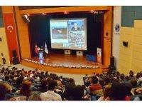 Türk Bilim İnsanı Dr. Umut Yıldız NASA'dan konferansa katıldı