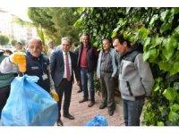 Çevreci Komşu Kart örnek proje
