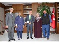 Rektör Ünal, 15 Temmuz Şehit ve Gazi Ailelerini ağırladı