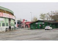 Eski Sakarya Atatürk Stadyumu'nda yıkım başladı