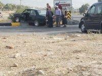 Milas'ta kaza: 1 yaralı