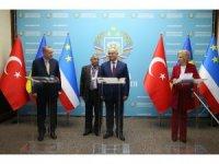 """Cumhurbaşkanı Erdoğan: """"Moldova'nın toprak bütünlüğü bizim için hayati öneme sahiptir"""""""