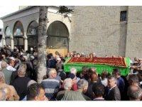 Ağaçlık alanda cesedi yanmış halde bulunan adam son yolculuğuna uğurlandı