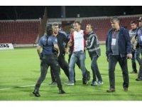 Balıkesirspor Baltok- Ümraniyespor maçı kaldığı yerden oynanacak
