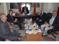 CHP milletvekilleri Hakkari'de
