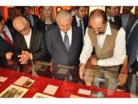TBMM Başkanı Yıldırım Atatürk Sergisi'nin açılışını yaptı