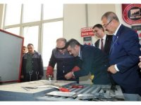 Bakan Mustafa Varank, GSO Meclis toplantısında sanayicileri dinledi