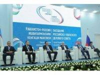Özbekistan ve Rusya 27,1 milyar dolarlık anlaşmalara imza attı