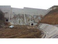 ODÜ barajı tamamlandı