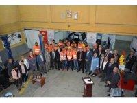 Kırıkkale'de 30 kişiye iş makinesi operatörlük sertifikası verildi
