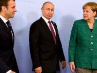 Erdoğan-Putin-Macron-Merkel zirvesinin tarihi açıklandı