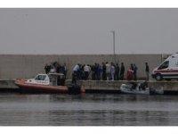 Yattan düşüp boğulan kaptanın cesedini dalgıçlar buldu
