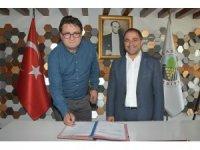 Başkan Uçak'tan Alaşehirlilere doğalgaz müjdesi