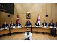 Emniyet Genel Müdürü Uzunkaya başkanlığında Koordinasyon Toplantısı