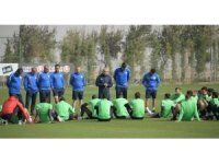Atiker Konyaspor'da Çaykur Rizespor maçı hazırlıkları sürüyor
