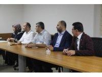 Elazığ'da STK'lardan sağlıkta şiddete tepki