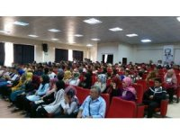 Kulp'ta 'Çocukluk ve Ergenlik Çağı Diyabeti' semineri