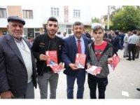 Başkan Karabacak'tan metro hattı temel atma törenine davet