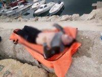 Silivri'de erkek cesedi bulundu