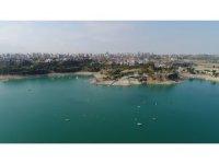 Seyhan Baraj Gölü'nde su sporları festivali