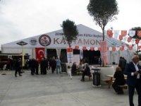 Kastamonu Tanıtım Günleri Maltepe'de başladı