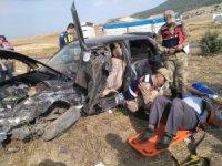 Trafik kazasında ölü sayısı 2'ye çıktı