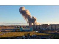 Rusya'da havai fişek fabrikasında patlama: 2 ölü
