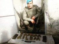 Kaza kurşunuyla şehit olan askerin acı haberi Adana'daki ailesine ulaştı