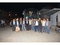 Nazilli Belediyesi kültür gezilerinde rekor kırdı