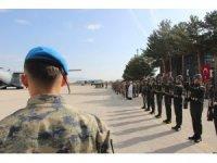 Kaza kurşunuyla şehit olan asker memleketi Adana'ya uğurlandı