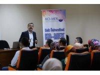 KOMEK'te çocukları anlama semineri