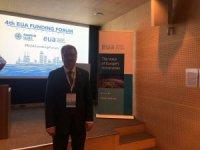 Prof. Dr. Budak Avrupa Üniversiteler Birliği Forumuna katıldı