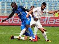 Spor Toto Süper Lig: Kasımpaşa: 0 - Akhisarspor: 0 (İlk yarı)