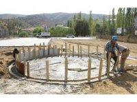 Yeşilova mahallesine yeni park